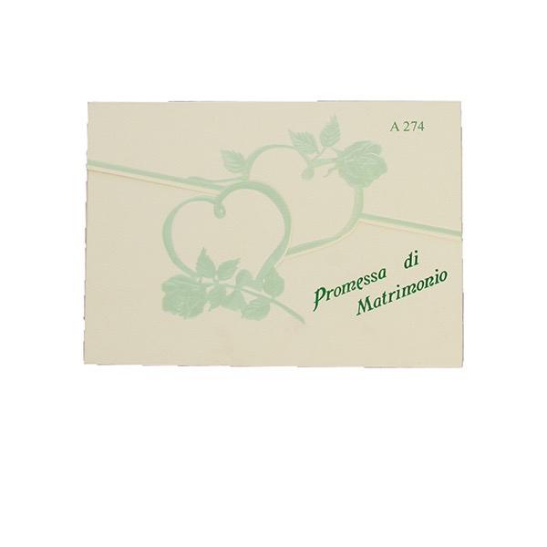 Bigliettini Bomboniere Promessa Di Matrimonio.Negozio Online Categoria Partecipazioni Annunci Ingrosso